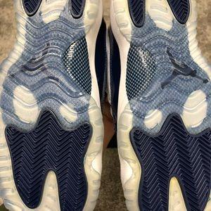 "Jordan Shoes - Jordan 11 Retro ""Win Like 82"" Size 6.5 Youth"